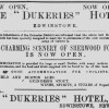 Page link: Fire at the Dukeries Hotel, Edwinstowe, 1929