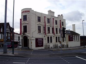 Photo:Queen's Hotel Arkwright Street 2009