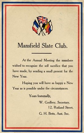 Photo: Illustrative image for the 'Mansfield Slate Club' page