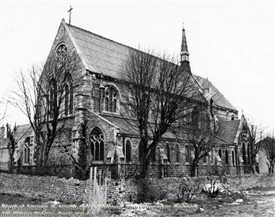 Photo:St John the Divine Church Bulwell