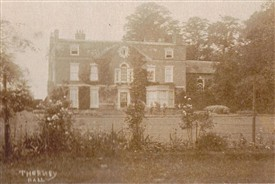 Photo: Illustrative image for the 'Thorney Hall' page