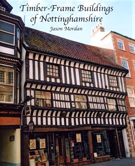 Photo: Illustrative image for the 'Timber-Framed Buildings of Nottinghamshire' page