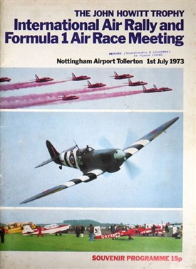 Photo:Tollerton Air Day programme 1973