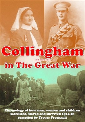 Photo:The images on the cover are: Betty Hunt, a nurse who died from appendicitis while tending thousands of wounded troops at a Kent Hospital; Bertie Colton, the heroic stretcher-bearer; and May Bocock, who proved farmers were wrong to believe mere girls could not control cart horses and plough the land.