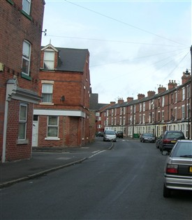 Photo:Wilford Crescent West 2009