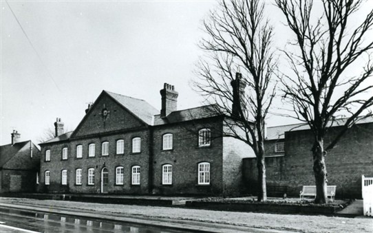 Photo:PICTURE 3 : Bingham Union Workhouse (later Stanhope House)
