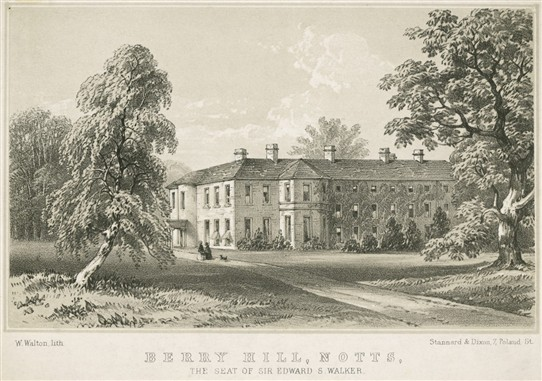 Photo: Illustrative image for the 'Berry Hill House' page