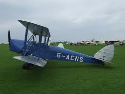 Photo:De Havilland Moth Major