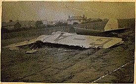 Photo:Wreckage of G-ACZX