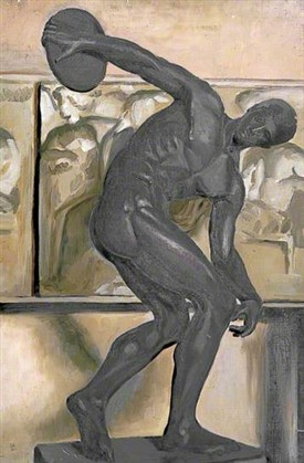 Photo:Discobolus