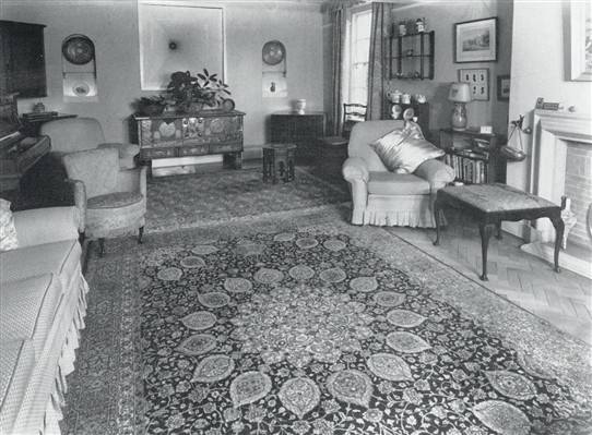 Photo:The Drawing Room in the early 1960s
