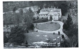 Photo:Aerial view of Fountaindale House