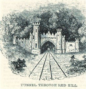 Photo:From the 'Nottingham and Derby Railway Companion' of 1838