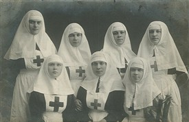 Photo: Illustrative image for the '[NOTTINGHAM] Nuns, Nurses and notables history walk' page