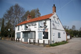 Photo:The Old Plough Inn, Egmanton