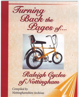 Photo: Illustrative image for the 'Raleigh Cycles of Nottingham' page