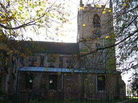 Photo:St Mary Magdalene, Hucknall