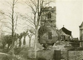Photo:Annesley Old Church