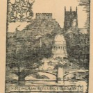 Photo:Bookplate of the Nottingham Reference Library
