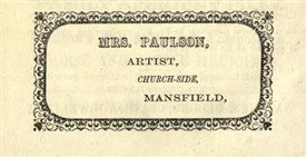 Photo: Illustrative image for the 'ANN PAULSON of Mansfield' page