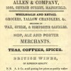 Page link: ALLEN & Co. [of Mansfield]