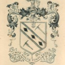 Photo:Bookplate of Sir James Joicey