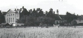 Photo:Wallingwells Hall in 1980