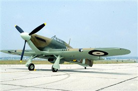 Photo:Hurricane Mk II