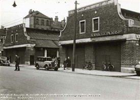 Photo:Nottingham wholesale market 1949