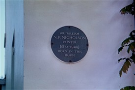 Photo: Illustrative image for the 'Sir William Newzam Prior Nicholson' page